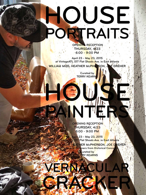 18x24 house poster2 JoeCard xHC