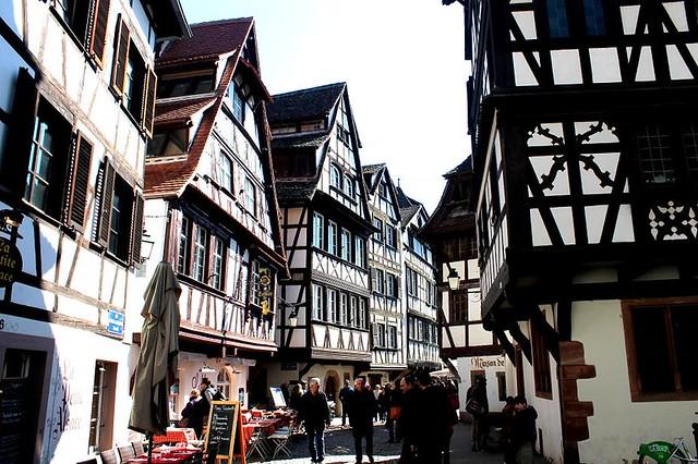 Pequeña Francia de Estrasburgo