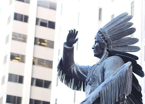jude dillon indian sculpture