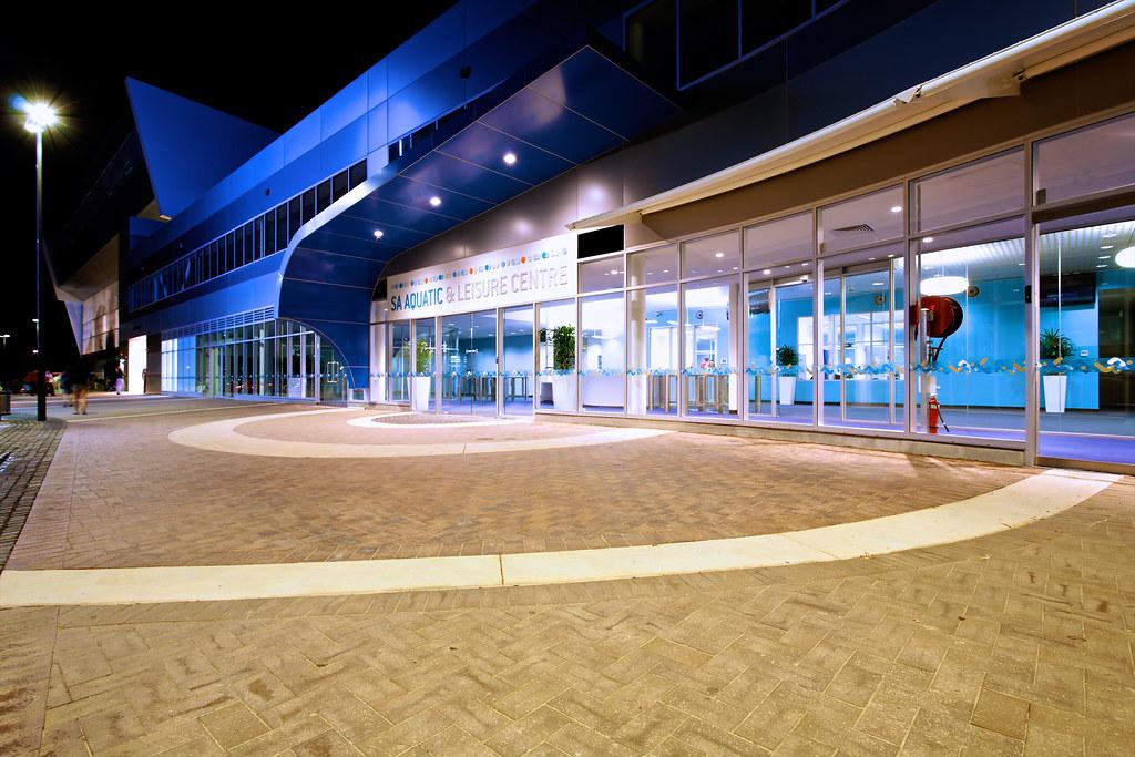 Aquatic & Leisure Centre, SA