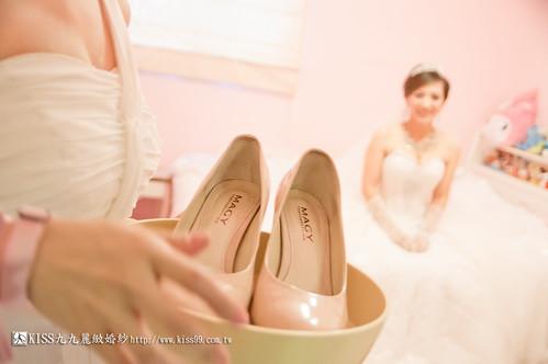 【高雄婚禮攝影推薦】婚禮婚宴全記錄:kiss99婚紗公司,網友都推薦的結婚幸福推手! (6)