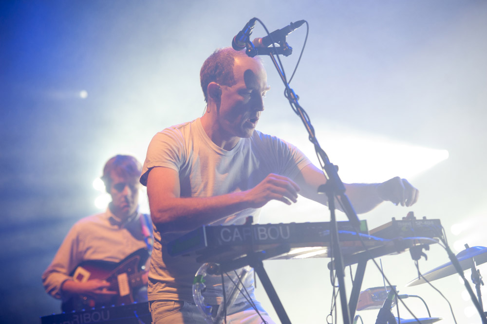 Caribou @ Brixton Academy, London 14/03/15