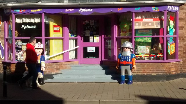 Pershore 2: Toy Shop