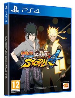 Naruto Shippuden Ultimate Ninja Storm 4 programado para o Outono no Japão