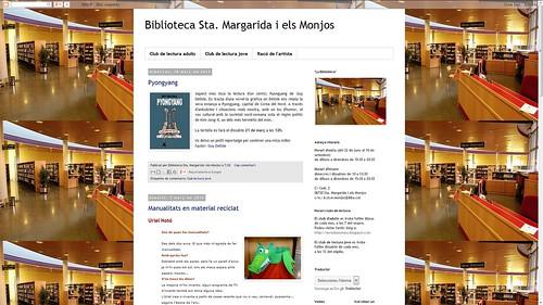 141 - Biblioteca Sta. Margarida i els Monjos