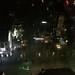 View over Xintiandi at night