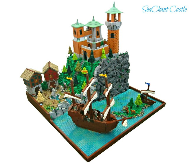SeaChant Castle (Main)
