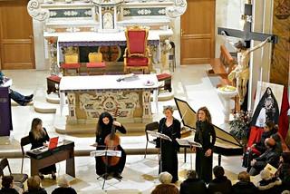 Noicattaro. Concerto musica Chiesa del Carmine front