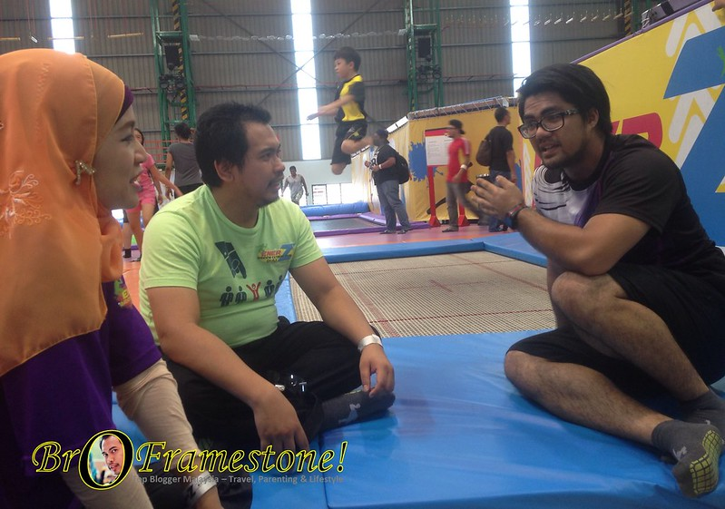 Personal Coaching - EnerZ Indoor Extreme Park