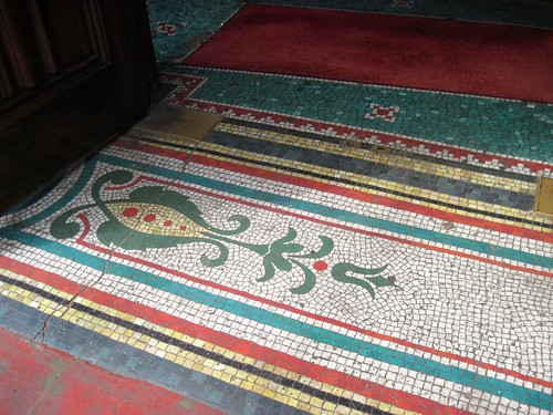 Hackney Empire Mosaic