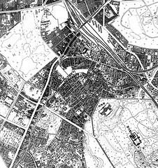 1937 東京都市地図2 東京北部(柏書房)p.79