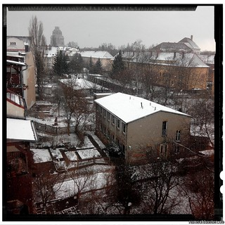 Stötteritz im Winter