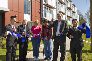 New seniors housing opens at Little Mountain