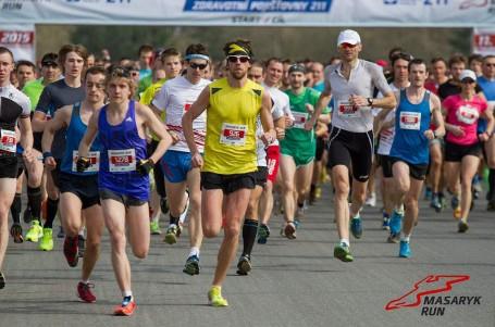 Masaryk Run přitáhl skoro dva tisíce běžců, vyhráli brněnští