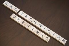 EKG Technician Openings
