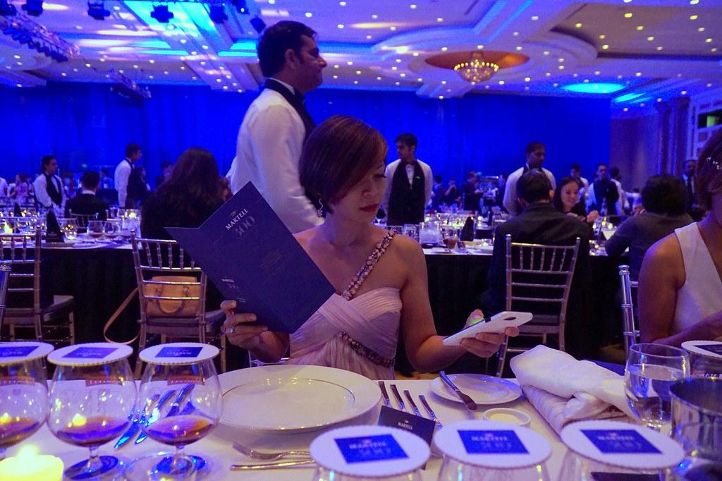Martell Tricentenaire Gala Dinner @GENTING - 300 Years