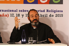 """18.4.2015 Mesa Redonda """"Evangelizar en países musulmanes"""""""