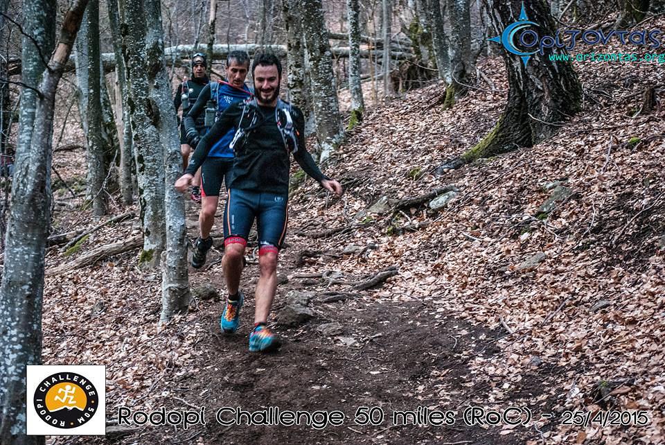 Η διαδρομή προσέφερε την ευκαιρία να δώσουμε αλλά και να πάρουμε κουράγιο από συναθλητές που συναντούσαμε στην διαδρομή! | Photo (c): orizontas.org