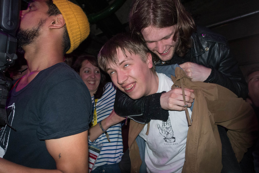 The Great Escape - The Drenge Boys at the PINS gig