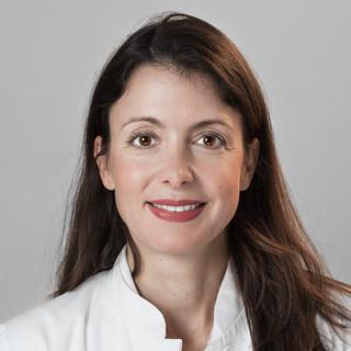 Janine, gynecologist