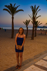Benidorm 7th July to 14th July.