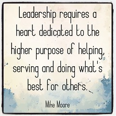 Leaders who coach, love people enough to help them keep learning, growing and improving. #leadership #moorethoughts #leaderswhocoach