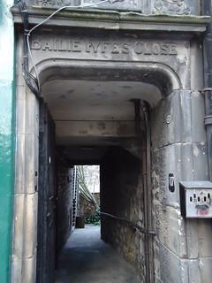 Bailie Fyfe's Close