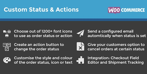 WooCommerce Order Status & Actions Manager v2.0.3