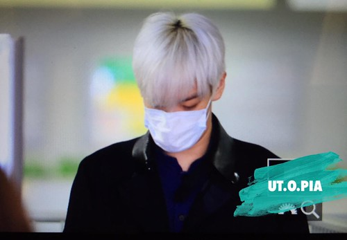 Big Bang - Kansai Airport - 19jan2015 - TOP - Utopia - 02 copy