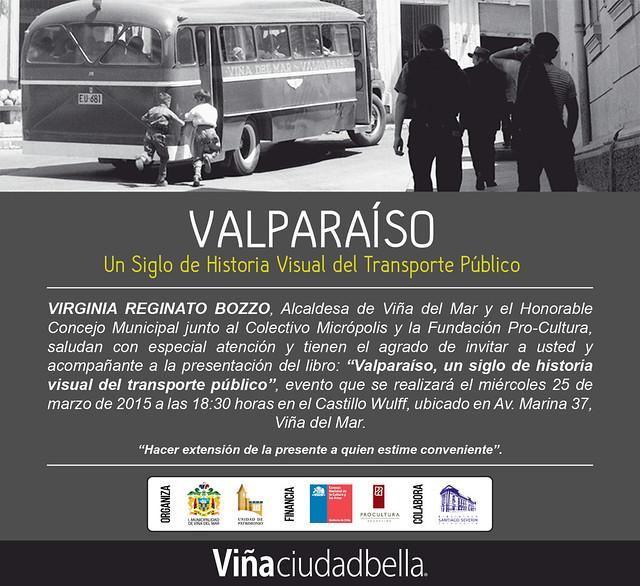 Valparaiso Libro