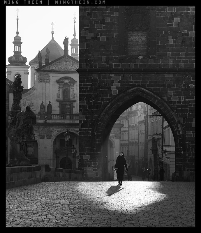 Prague Arches by Ming Thein