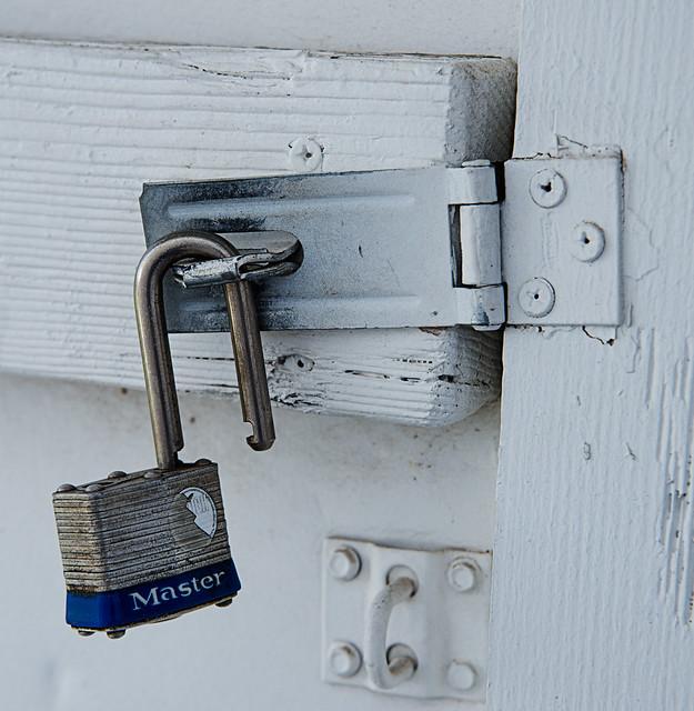 Lock, Open