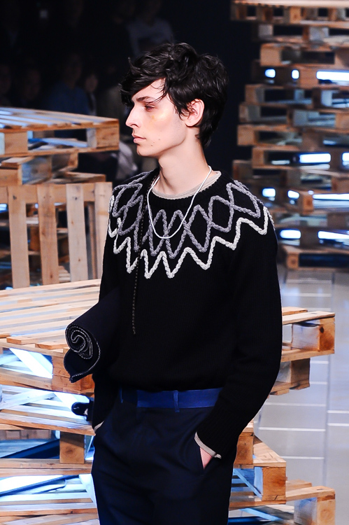 FW15 Tokyo DISCOVERED024_Flint Louis Hignett(Fashion Press)