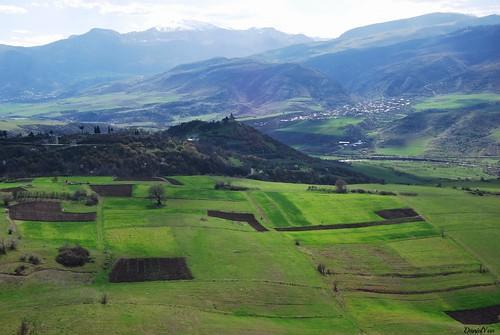 spring armenia ijevan tavush khashtarak