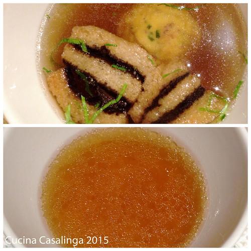 Hohenwart Abendessen 1 Suppen