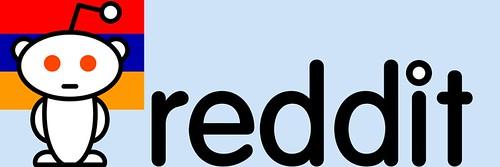 reddit logo on April24