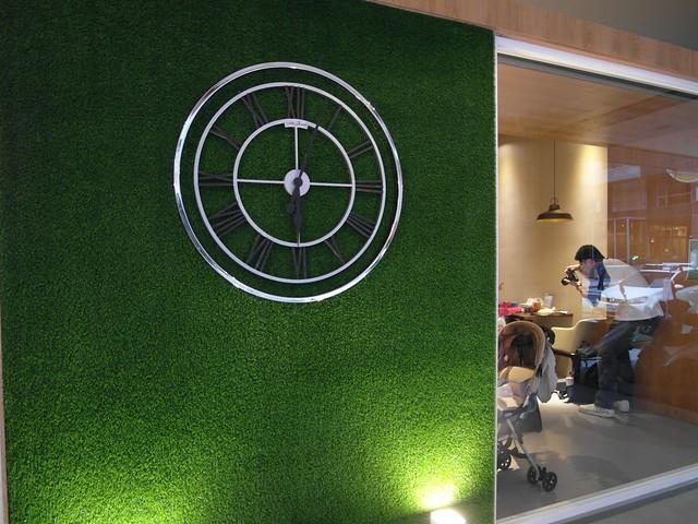 店外佈置@樂樂小時光有機食材餐廳(附有親子遊戲區)
