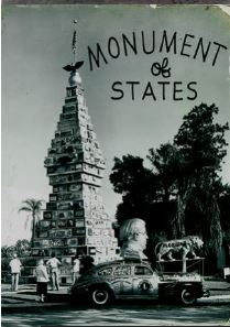 Kissimmee 50 State Moument
