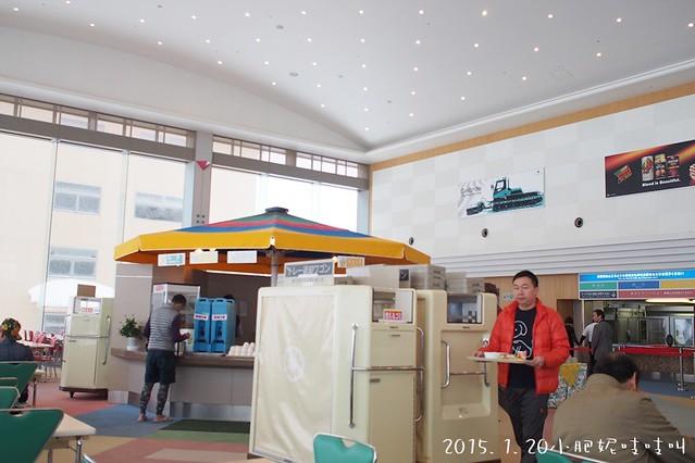 【2015志賀高原滑雪】午餐吃什麼??