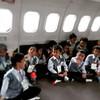 #vito naik pesawat tapi gak terbang :joy: