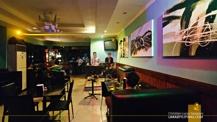 Holiday Plaza Hotel Levitate Bar Tuguegarao
