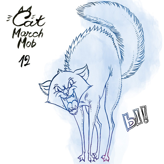 CatMarchMob12
