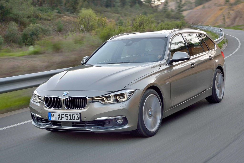 2016 BMW 3 Series Sedan and Sports Wagon