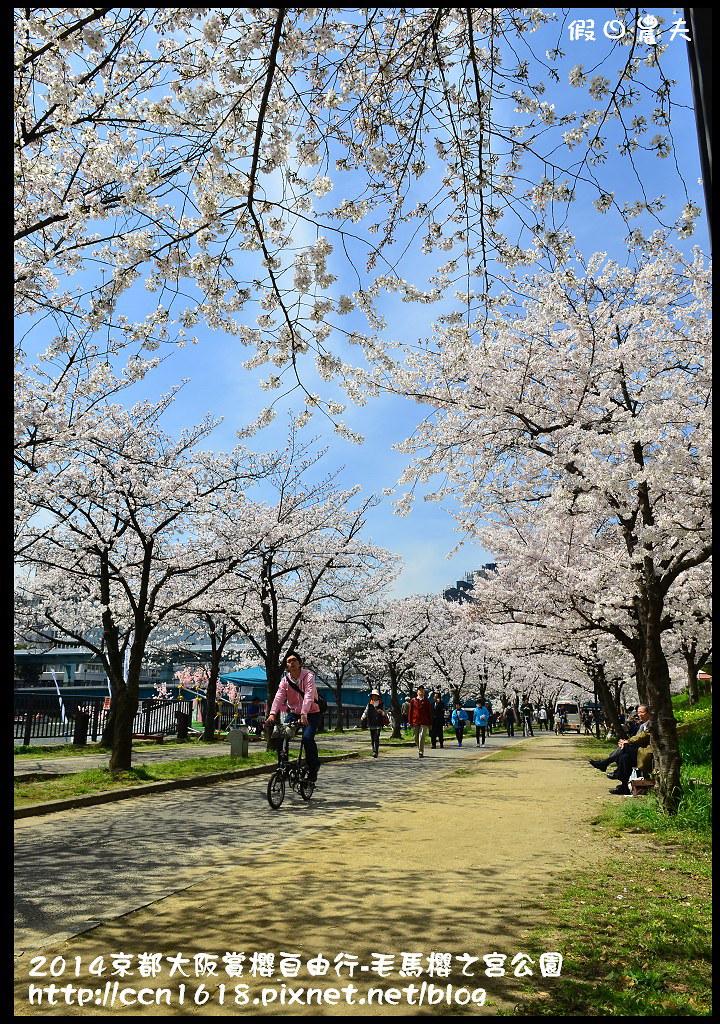 2014京都大阪賞櫻自由行-毛馬櫻之宮公園DSC_2000