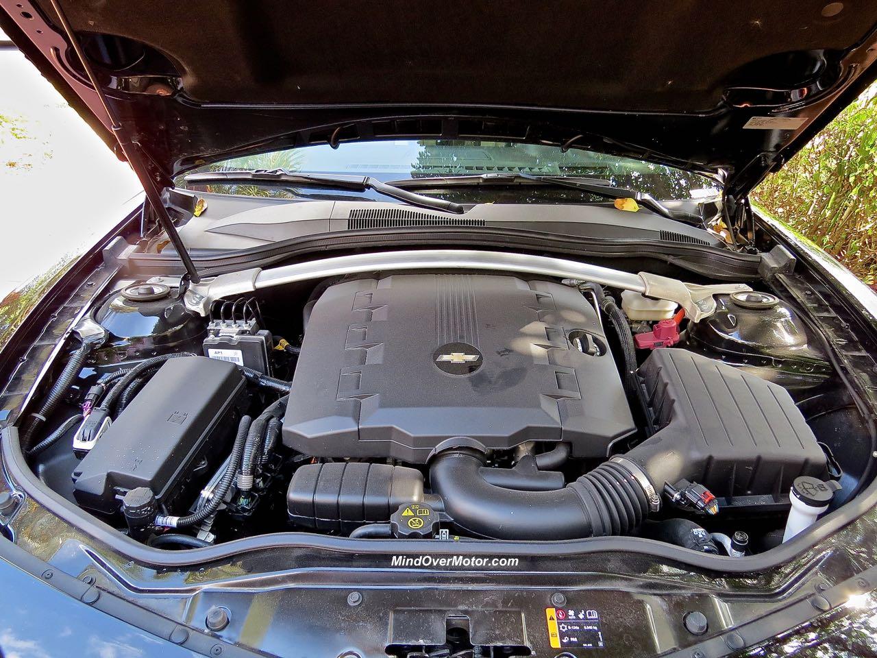2015 Chevrolet Camaro Convertible Engine
