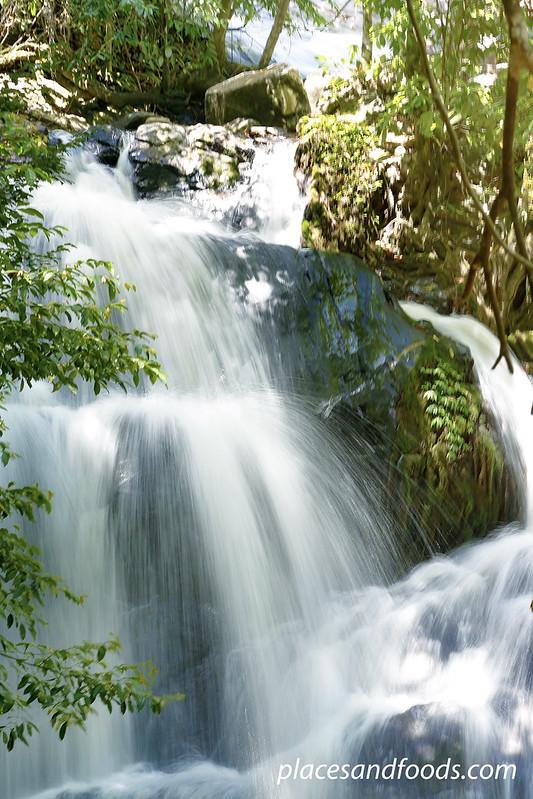 Namtok Ton Nga Chang (Elephant Tusk Falls) waterfall