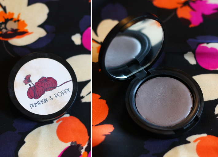 pumpkin and poppy: michelle cool toned contouring cream review and swatches