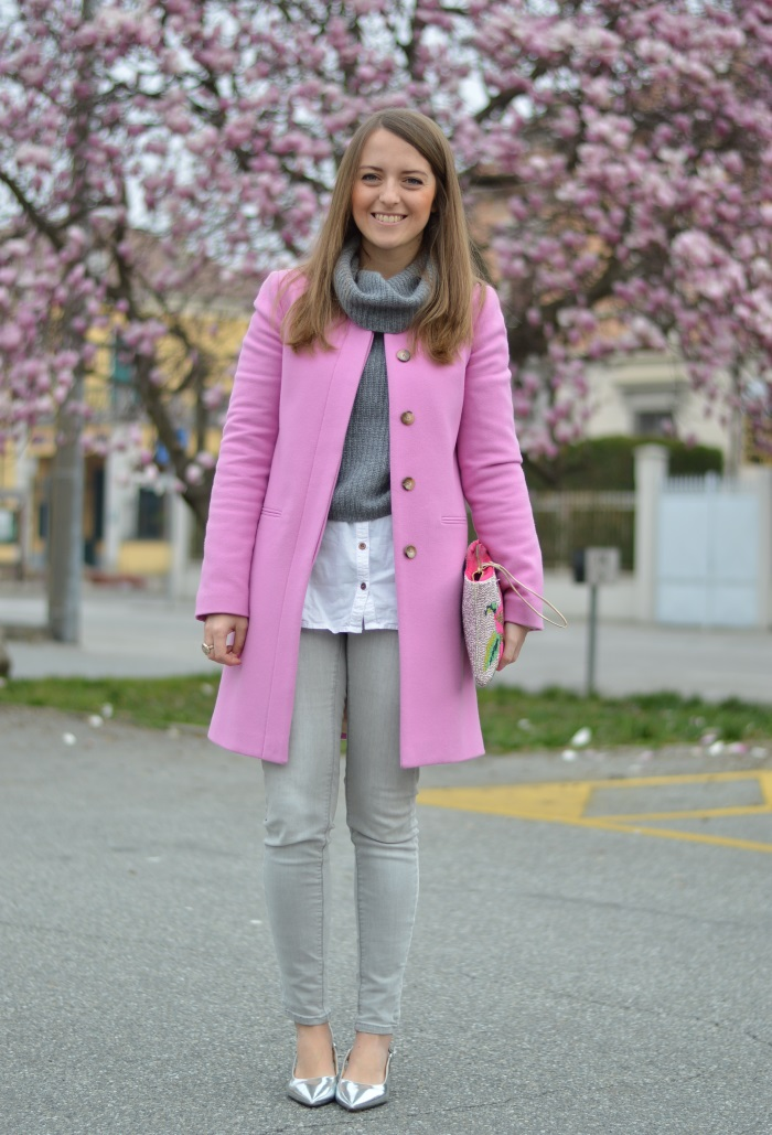 magnolia, wildflower girl, outfit, benetton, rosa (20)