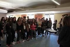 Des lycéens de Huesca à Dax