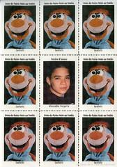 Timbres Jeux de Montréal. 1999, VM114-Z-4_0007-002